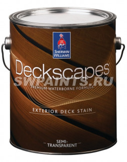 Пропитка DeckScapes Oil-Based Stain