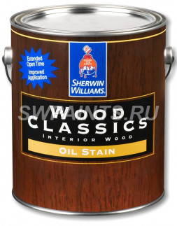 Пропитка Wood Classics Interior Oil Stain